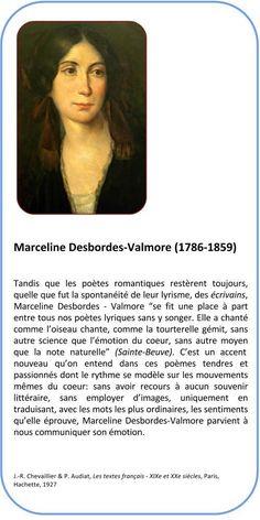 Marceline Desbordes-