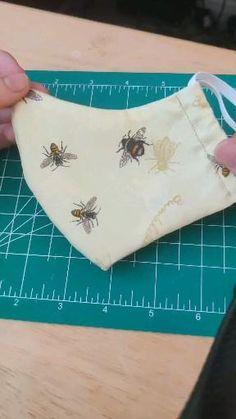 Diy Sewing Projects, Sewing Diy, Sewing Hacks, Sewing Tutorials, Sewing Crafts, Diy Hair Scrunchies, Diy Hair Bows, Diy Clothes Design, Sewing Headbands