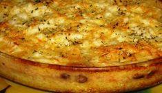 Uma receita de bacalhau divinal, este bacalhau à Rosa do Adro, cremoso e que só dá vontade de comer mais...