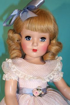 ~ American Princess Doll ~ (1958 General Merchandise Co Catalog)