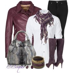 I'm sorry I have to go for flats or heels instead of the stiletto boot. I don't think my clumsy self could walk and live to tell lol  Fall Fashion 2013, created by ccroquer on Polyvore
