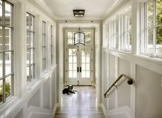 Gorgeous Space! and love the little pooch too!
