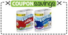 Save 55¢ off Charmin Ultra Strong or Ultra Soft