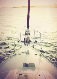 When we grow up we'll buy a sailboat and cast all our troubles away. :)