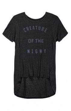 Knot Sisters Tee - Graphic - Faded Black $46.00