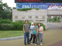 충남대학교 (Chungnam National Univ.) in 대전광역시