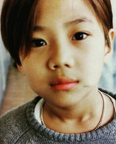 Baby Taemin is so cute!