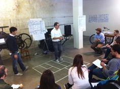 Workshop Lean Startup