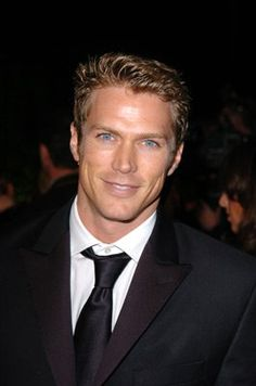 Jason Lewis...could totally see him as CG...and he's def sexual enough...proved it in sex & the city...all about it