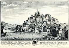 Aargau Argovie: Schloss Le château de Aarburg
