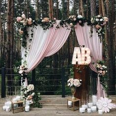 16 Amazing Wedding Photo Booth Backdrops for 2019 Trends Wedding Reception Backdrop, Ceremony Backdrop, Wedding Centerpieces, Wedding Bouquets, Wedding Ceremony, Wedding Backdrops, Ceremony Decorations, Wedding Backdrop Design, Wedding Flowers
