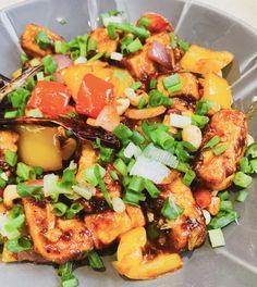 Spice N Salt Tofu Salad
