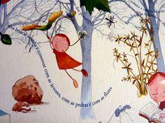 a floresta de sophia de mello breyner - Pesquisa Google