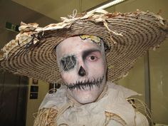 scarecrow makeup  (Makeup by Academy of Makeup, Australia)