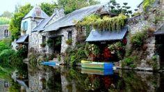 fairy tale cottages