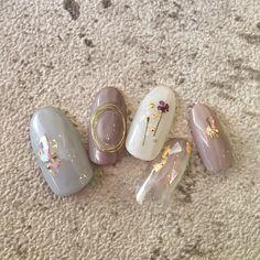 Bridal nails gold manicure ideas 50 ideas for 2019 Gold Manicure, Bling Nails, Gold Nails, Manicure Ideas, Japanese Nail Design, Japanese Nails, Cute Nails, Pretty Nails, Japan Nail Art
