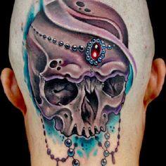 Skull Tattoos 38 - 8