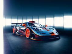 Sports Racing Cars - McLaren F1GTR © Alex HOWE