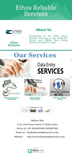Best Online and Offline Data Entry Services Provider in India