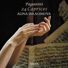 Paganini 24 Caprices Alina Ibragimova Album