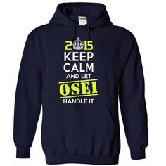 I Love OSEI  - This Is YOUR Year T-Shirts