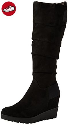 25524, Bottes Femme, Noir (Black), 41 EUTamaris
