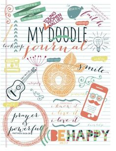 My Young Women Values Doodle Journal - http://mormonfavorites.com/my-young-women-values-doodle-journal-2/