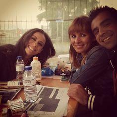 Filomena Cautela, Catarina Camacho e Sérgio Oliveira
