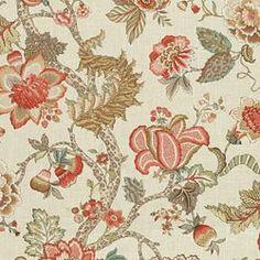 *****MALAWI KHAKI - Floral/Foliage - Shop By Pattern - Fabric - Calico Corners