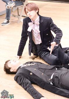 Minsu and Sungjun