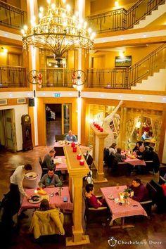 Dobre jedzenie, nietuzinkowy wystrój i unikalna atmosfera.  #restauracja #Krakow