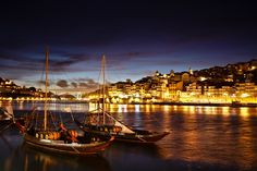 Another beautiful picture of our city! What a pleasure to live here, in #Porto!