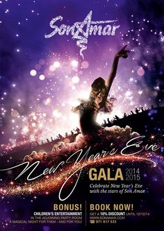 Son Amar's New Year's Eve Gala 2014