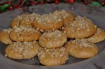 Melomakarona - Honey Cookies with Walnuts