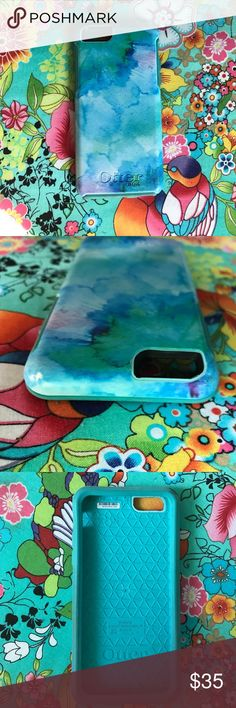 iPhone 6 Otterbox No longer on the Otterbox website! - small marks on top corners, front is slightly worn OtterBox Accessories Phone Cases
