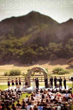 {The Wedding Standard}: Holland Ranch {San Luis Obispo Wedding Venue}.