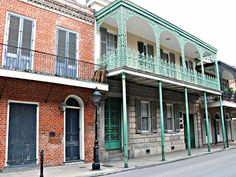Royal Street Walk, Lots of Historic Buildings – New Orleans French Quarter Condos New Orleans French Quarter, Condo, Multi Story Building, Mansions, Street, House Styles, Photos, Home Decor, Pictures