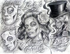 Idee Tatouage Visage Homme Femme Kq5e4