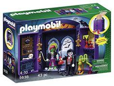 PLAYMOBIL Haunted House Play Box Building Kit PLAYMOBIL® http://www.amazon.com/dp/B00VGQKBX8/ref=cm_sw_r_pi_dp_ZWluwb17PNB81