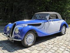 Amazing BMW Frazer Nash u Cabriolet For Sale