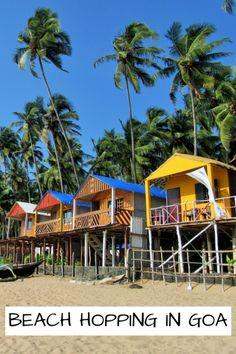 Beach Hopping in Goa