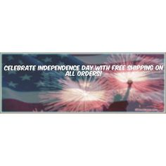 """We are celebrating Independence Day in a big way with our Royal Family!  Two Days Only - Shop our entire site and use the promotion code """"Independence16"""" to receive free ground shipping with any purchase! Offer expires 11:59pm CST on July 4th!  What are your plans for this year's 4th of July?"""
