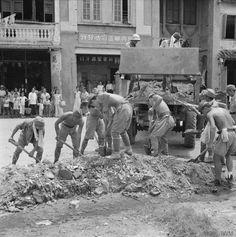 THE BRITISH REOCCUPATION OF SINGAPORE
