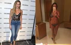 I Worked Out (and Ate) Like Khloe Kardashian for Two Weeks and Here's What Happened