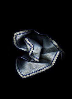 Beautiful handkerchief photos by Molly Stronczek
