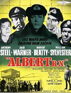 Albert R.N. (Break to Freedom) - UK (1953) Director: Lewis Gilbert