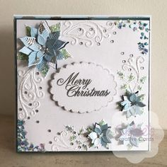 Shop from an excellent selection of great value New In here at Chloes Creative Cards, for all your crafting needs. Chloes Creative Cards, Creative Christmas Cards, Christmas Cards 2018, Xmas Cards, Handmade Christmas, Poinsettia Cards, Christmas Poinsettia, Stamps By Chloe, Daisy Petals