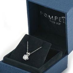 This classic solitaire pendant features one round brilliant cut natural diamond. The diamond is prong set in a white gold setting. An white gold clasp lock chain is included. Diamond Pendant Necklace, Gold Pendant, Diamond Color Grade, Morganite Jewelry, Colored Diamonds, Round Diamonds, White Gold, Wattpad, Solitaire Diamond
