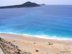 Kaputaş Beach, Antalya Region, Southern Turkey