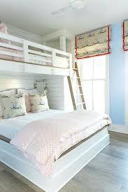 Bunk beds design and room ideas. Most amazing bunk beds for kids. Designing bunk beds that you might like. Teenage Girl Bedrooms, Teenage Room, Girls Bedroom, Shared Bedrooms, Blue Girls Rooms, Girl Rooms, Coastal Bedrooms, Coastal Living Rooms, Coastal Bedding